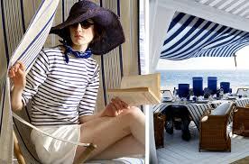 Nautical Theme Fashion - famous nautical stripe from ralph lauren of course fashion