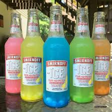 blue martini bottle skittles infused smirnoff ice