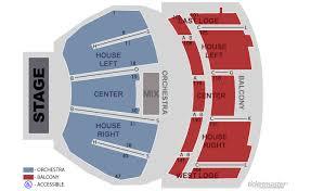 Ticketmaster Floor Plan Tickets Ani Difranco Los Angeles Ca At Ticketmaster