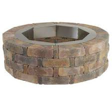 Wood Firepits Pavestone 360 View Wood Pits Outdoor Heating