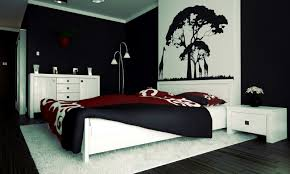 Colors That Go With Black And White by Black And White Bedroom Decor Bedroom Furniture Modern Black