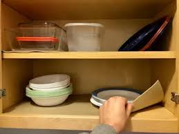should i put shelf liner in new cabinets 11 places to use shelf liner in your home upgrades
