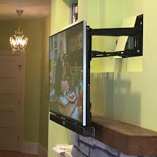 Mounting A Tv Over A Gas Fireplace by Tv Mounting Service Home Theater Installation Fort Mill Sc