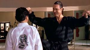 Barnes Karate Cult Film Club Episode 8 Karate Kid 3 Cult Film Club