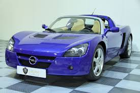 opel england dream garage sold carsopel opel speedster 2 2
