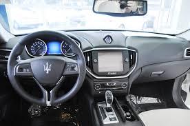 maserati steering wheel driving 2014 maserati ghibli first cabin impressions interior feels
