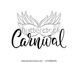 vector logo mask lace mardi gras stock vector 562259236 shutterstock