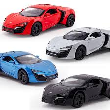 fast and furious 1 cars 2018 1 32 kids toys fast and furious 7 lykan hypersport mini auto