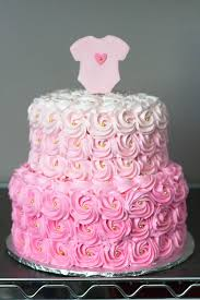 baby shower cake ideas for girl a shabby chic baby shower it s a girl girly girly and