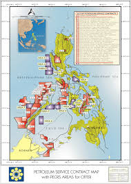 Philippine Map Figures And Maps Doe Department Of Energy Portal