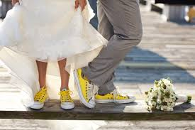 Wedding Shoes Converse Wedding Converse Tennis Shoes L U0027epi D U0027or