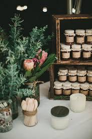 wedding table favors edible fall wedding favors