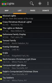 christmas light displays android apps on google play