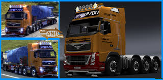 volvo heavy vehicles euro truck simulator 2 ets2 mods page 560