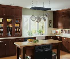 Shaker Style Kitchen Cabinets Diamond Cabinetry - Finish for kitchen cabinets