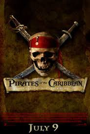 pirates caribbean curse black pearl potc wiki