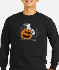 peanuts halloween long sleeves shirts raglans 3 4 sleeves