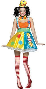 Halloween Clowns Costumes Tutu Clown Costume Halloween Fall Tutu Costumes