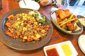 cuisiner l馮er 韓國食記 釜山 札嘎其站 你吃過了嗎 村雞무봤나 촌닭 南浦洞