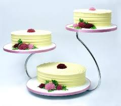 tier cake stand pme sugarcraft cake stands