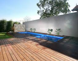 Lap Pool Dimensions And Cost - Backyard lap pool designs