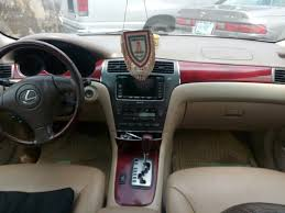 used lexus car for sale in nigeria extremely clean car es 300 lexus car 2003 buy for 1 3 autos