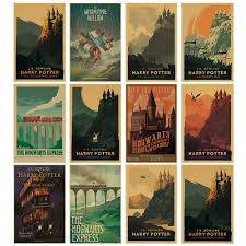 online get cheap hogwarts posters aliexpress com alibaba group