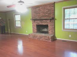 fireplace simple green mountain fireplaces home decor color