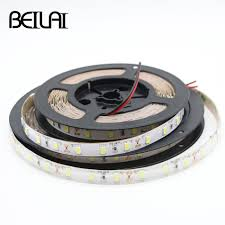 high brightness smd 5630 dc 12v led strip 5m 300led not waterproof