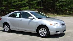 2007 toyota le silver 2007 toyota camry le best car to buy