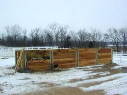 Horse Manure Vegetable Garden by Horse Manure Management And Composting University Of Minnesota