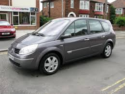 renault scenic 1 9 2005 technical specifications interior and