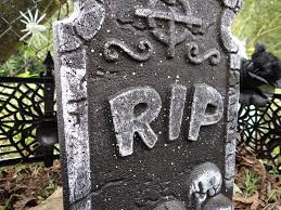 halloween headstones dollar tree crafts halloween dark garden tutorial rural mom