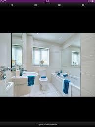 taylor wimpey show home bathroom boy u0027s bathroom pinterest