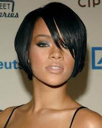 8 Inch Human Hair Extensions by Rihanna 8 Inches Indian Remy Hair Lace Front Wig Replica
