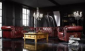 Canap Chesterfield Anglais Mobilier Anglais Et Style Chesterfield Home Dome