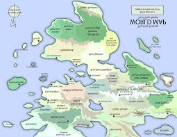 Fantasy World Maps by The Only Fantasy World Map You U0027ll Ever Need Page 4