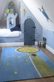 Castle Bedroom Designs by Cool Loft Kid Bedroom Design Performing Castle Theme Option With