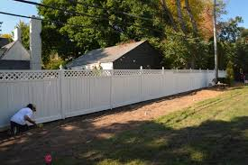 Fence Line Landscaping by Landscape Renovation Dirt Simple