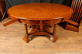 round expandable kitchen table solid wood extendable dining tables home design expandable table