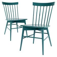 Teal Kitchen Chairs by Chairs Young House Love