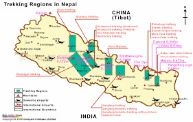 map of nepal and india map of nepal nepal map kathmandu nepal map india nepal map