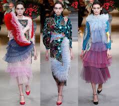Spring 2017 Trends by Spring 2017 Couture Breaking Trends Viktor U0026 Rolf Accessories