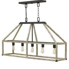 chandelier adeline crystal rectangular chandelier bronze