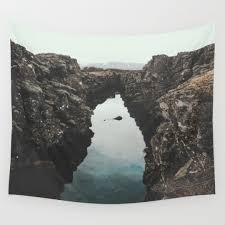 Luke Irwin Rugs by Cave Wall Tapestries Society6