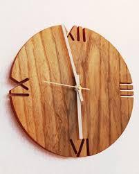 relógio numeração romana fabricado no brasil por