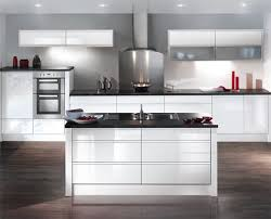 Best  White Gloss Kitchen Ideas On Pinterest Worktop Designs - White kitchen wall cabinets