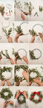how to make wreaths 3 wreaths to make for the holidays