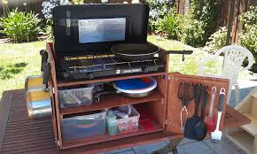 Camp Kitchen Chuck Box Plans by Victorian Free Camping Camp Box Chuck Box Kitchen Box Ideas