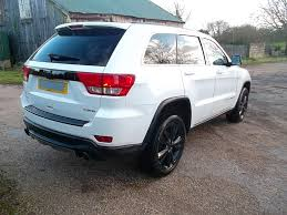 jeep grand cherokee s limited 3 0 crd auto 2013 13 reg theft